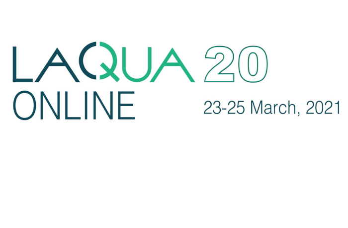 LACQUA2020 will be organized online on March 23-25 2021