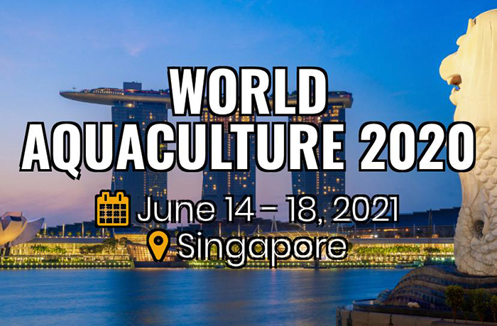 World Aquaculture 2020 Singapore is reschedule to June 2021