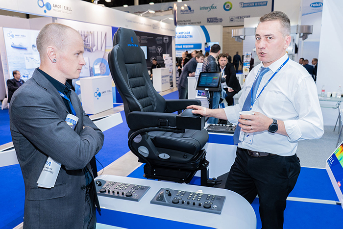 SEAFOOD EXPO RUSSIA 2019 demonstrates global trends in fishing industry